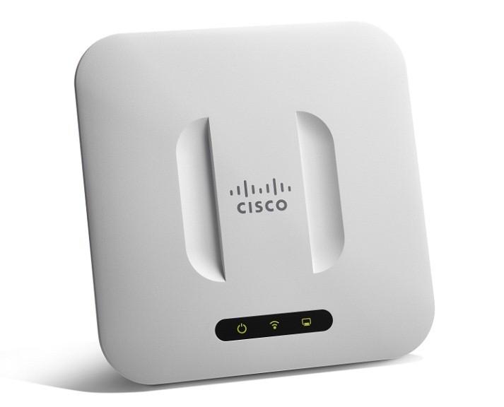 Điểm truy cập vô tuyến kép không dây AC / N với PoE Cisco WAP371-E-K9