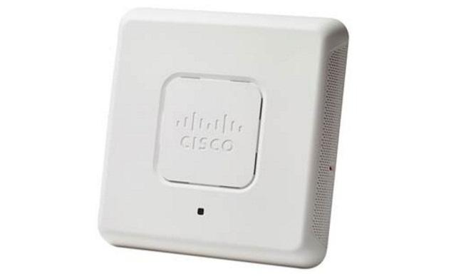 Không dây - Điểm truy cập vô tuyến kép cao cấp AC / N với PoE Cisco Wap571-E-K9