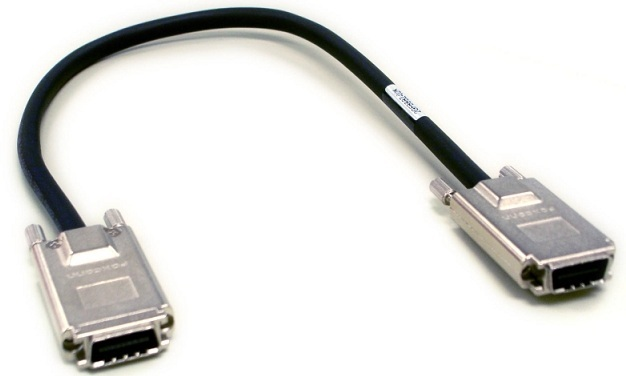 Cáp xếp chồng 10GbE 50 cm có đầu nối vít D-Link DEM-CB50