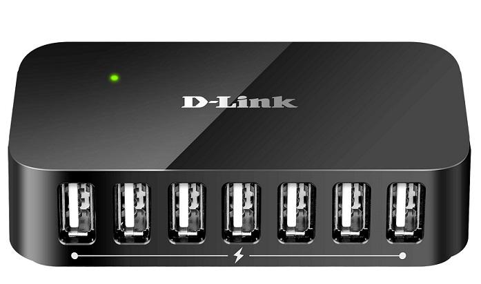 7 ‑ Cổng USB 2.0 Hub D-Link DUB-H7 / EW