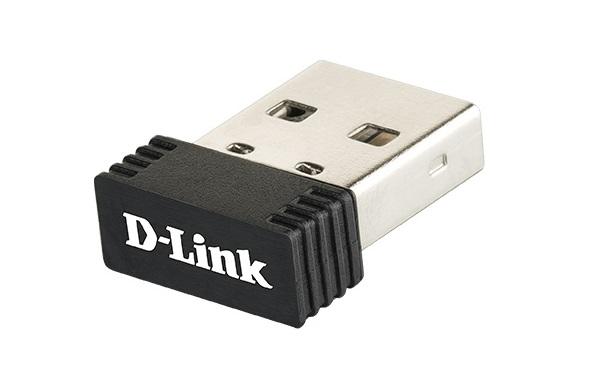 Bộ chuyển đổi USB không dây N150 Pico D-Link DWA-121