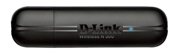 Bộ chuyển đổi USB N không dây 300Mbps D-Link DWA-132