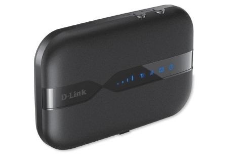 D-Link DWR-932C-E1 N300 4G / LTE WiFi Mobile Modem Router