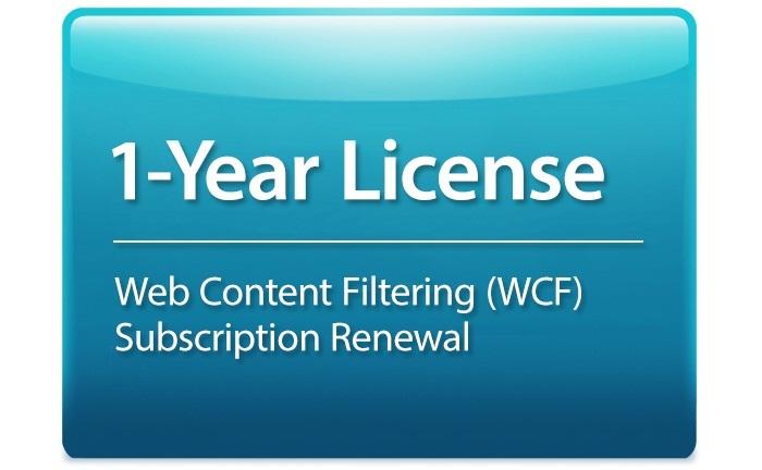 Giấy phép đăng ký lọc nội dung web D-Link DSR-250N-WCF-12-LIC