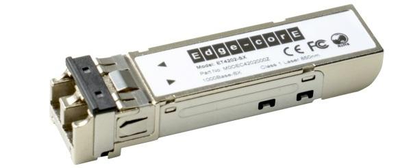 Bộ thu phát SFP đa chế độ 1000BASE-SX Edgecore ET4202-SX