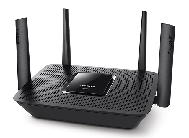 Max-Stream AC2200 Tri-Band Wi-Fi LINKSYS Router EA8300
