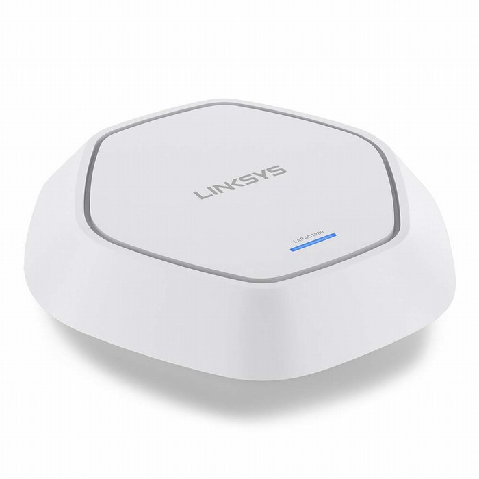 Business Access Point Wireless AC1200 Dual-band with PoE LINKSYS LAPAC1200