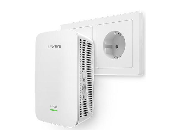 Max-Stream™ AC1900+ Wi-Fi Range Extender LINKSYS RE7000