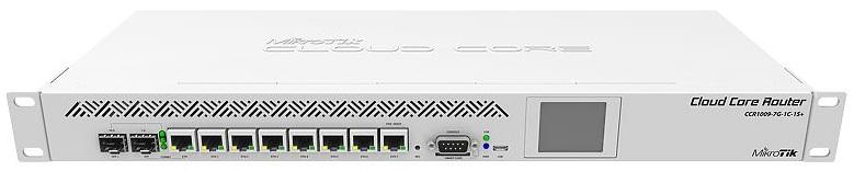Bộ định tuyến Mikrotik CCR1009-7G-1C-1S-1S +
