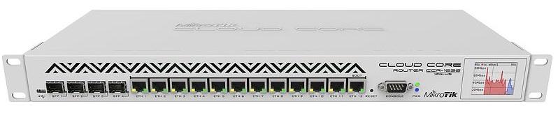 Bộ định tuyến lõi doanh nghiệp Mikrotik CCR1036-12G-4S