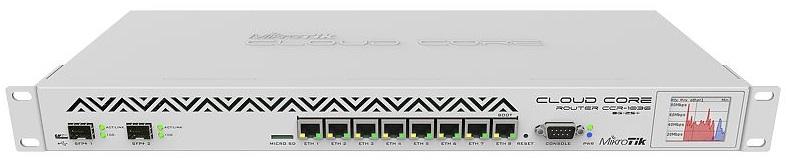 Bộ định tuyến lõi doanh nghiệp Mikrotik CCR1036-8G-2S +