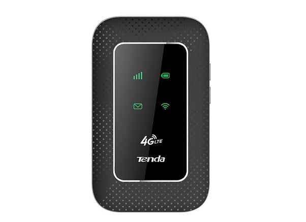 Tích hợp mạng Wifi Tích hợp 3G / 4G 150Mbps Tenda 4G180