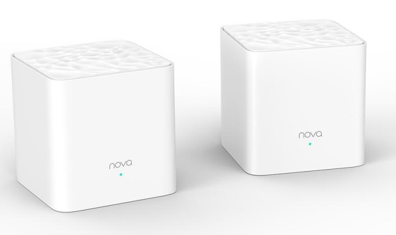 AC1200 Router for Whole-home Mesh WiFi TENDA Nova MW3 (2 pack)