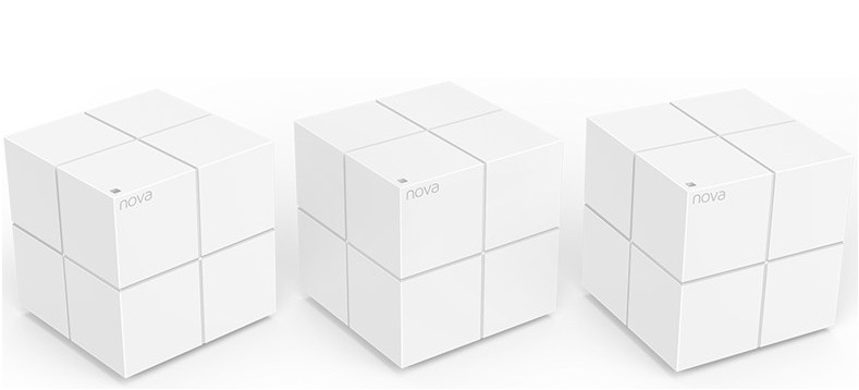 AC1200 Router for Whole-home Mesh WiFi TENDA Nova MW6 (3 pack)