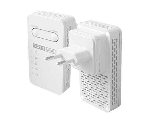 150Mbps Wifi Powerline Extender KIT TOTOLINK PLW350KIT