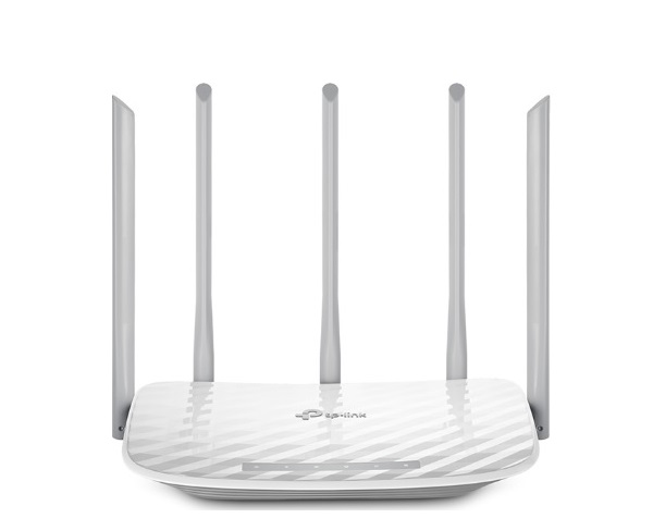 AC1350 Wireless Dual Band Gigabit Router TP-LINK Archer C60