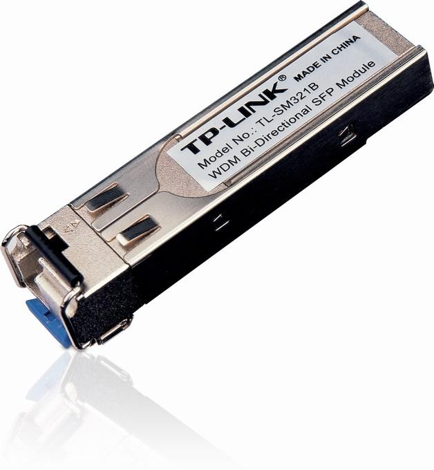 1000Base-BX WDM Bi-Directional SFP Module TP-LINK TL-SM321B