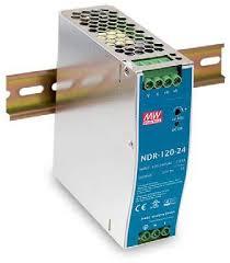 Bộ đổi nguồn 48VDC Vivotek NDR-120-48