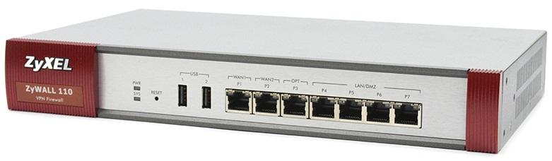 Tường lửa VPN ZyXEL ZyWALL110