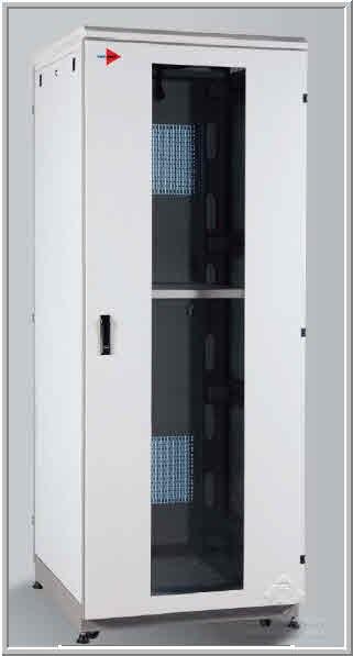 """VMA-Rack Cabinet 19"""" 42U-W800-D1000 VMA-C4210-8GD"""