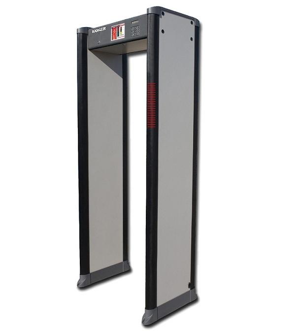 Cổng dò kim loại Ranger Intelliscan 6 zone