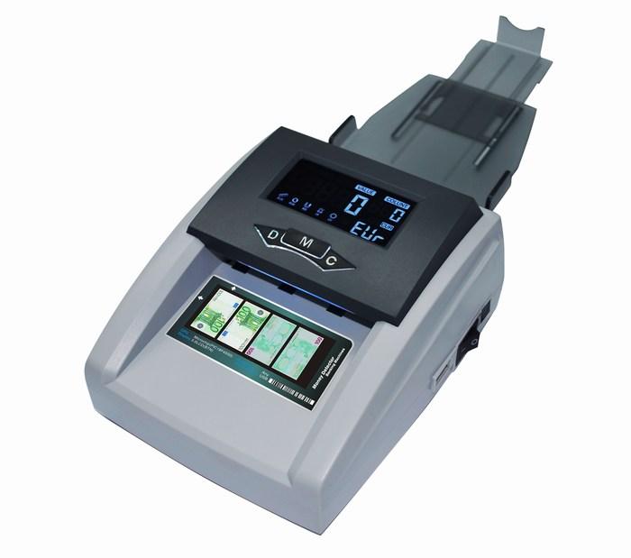 Máy kiểm tra tiền ngoại tệ giả CASHTA FT-20