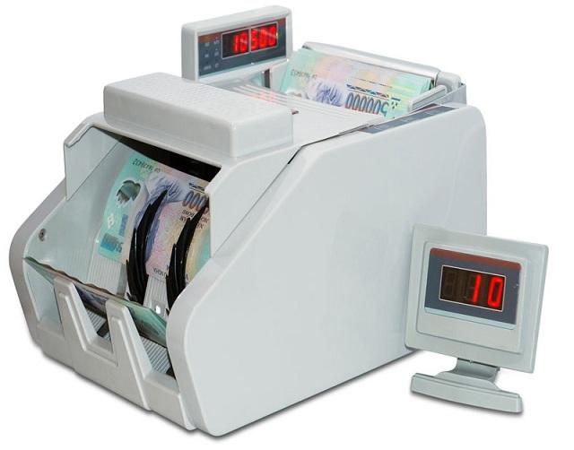 Máy đếm tiền JINGRUI 518