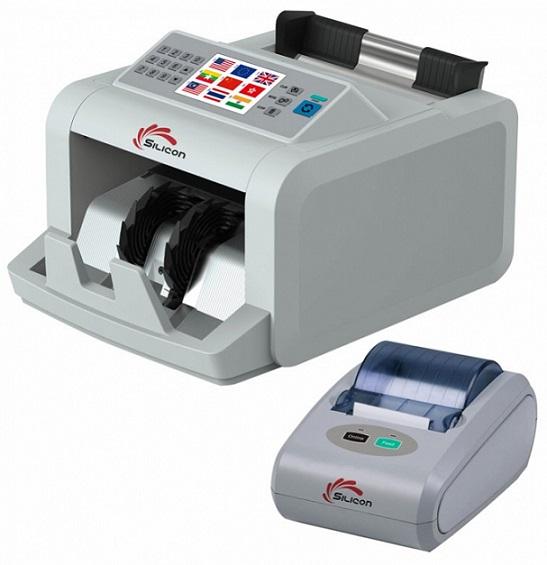 Máy đếm tiền thông minh thế hệ mới SILICON MC-7PLUS (COMBO)