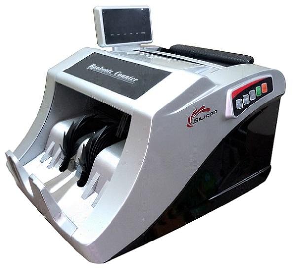 Máy đếm tiền thông minh SILICON MC-9900N (thế hệ mới 2018)