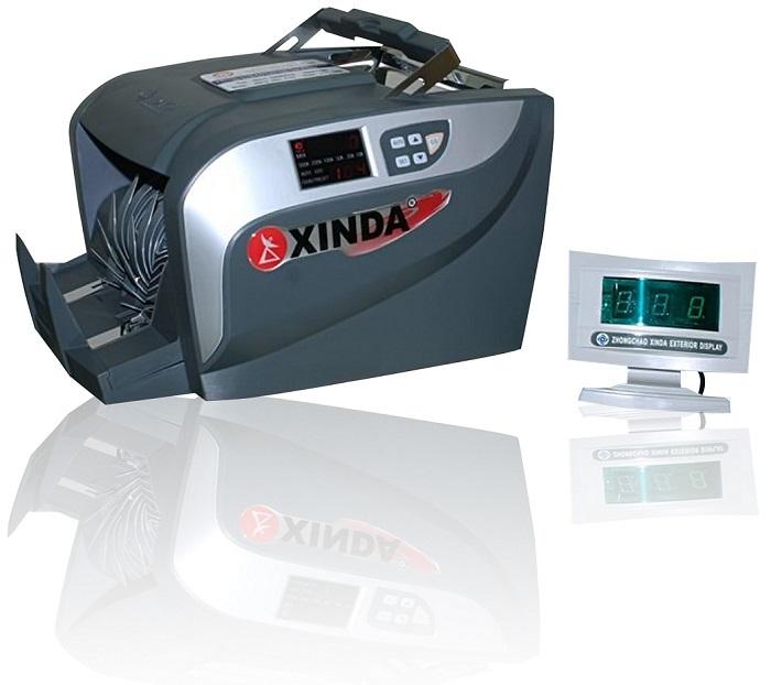 Máy đếm tiền XINDA 2165F
