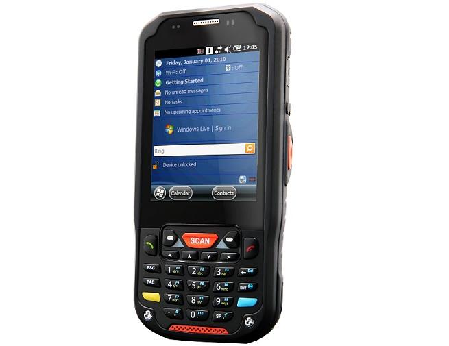 Máy quét mã vạch kiểm kho Point Mobile PM60