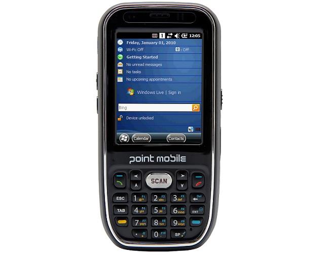 Máy quét mã vạch kiểm kho Point Mobile PM40
