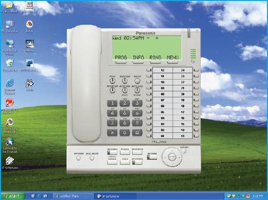 Phần mềm CA Supervisor PANASONIC KX-NCS2301