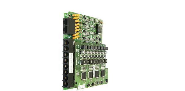 Expansion cards for Ericsson-LG iPECS eMG80 switchboard