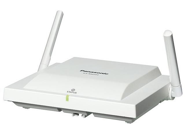 Trạm thu phát sóng 4 kênh IP DECT Phone Panasonic KX-NS0154