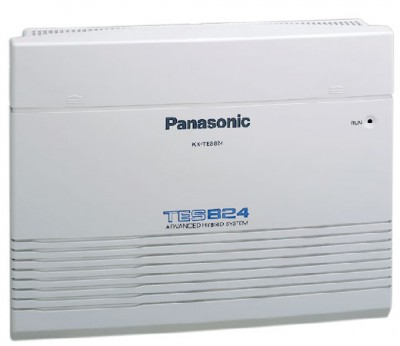 Tổng đài Panasonic KX-TES824 _ 08 Trung kế-24 Máy nhánh