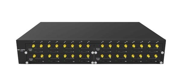 Thiết bị mạng GSM 32 kênh SIM di động Yeastar TG3200-4G8