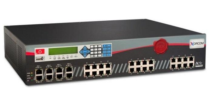 Tổng đài điện thoại IP XORCOM CXE3000