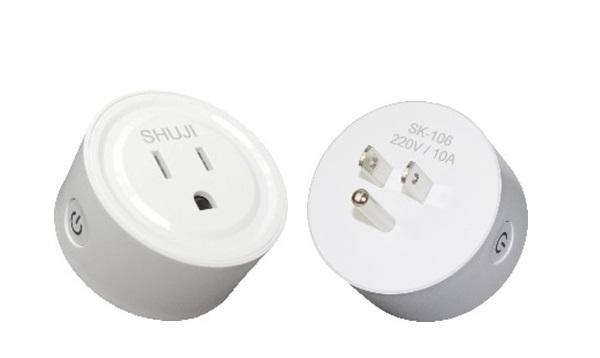 Ổ cắm điện thông minh SHUJI SK-106