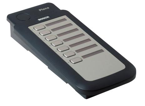 Bàn phím cho bàn gọi hệ thống báo động bằng giọng nói Plena 6 zone BOSCH LBB-1957/00