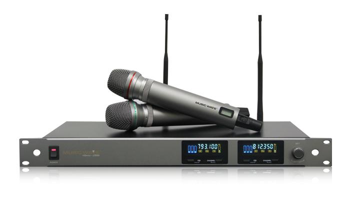 Micro không dây MUSIC WAVE HSpro-1500