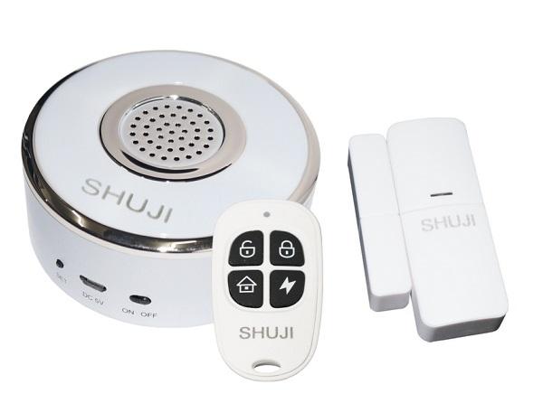 Bộ báo trộm không dây SHUJI SJ-A200 (+Door)