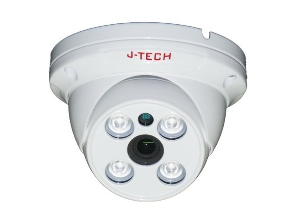 HD Megapixel Dome Camera 1.0 Megapixel J-TECH CVI5130