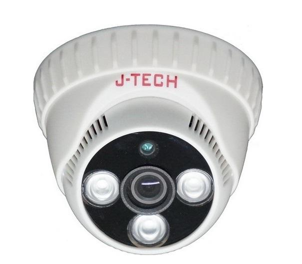Camera HDTVI Dome hồng ngoại 1.0 Megapixel J-TECH TVI3206