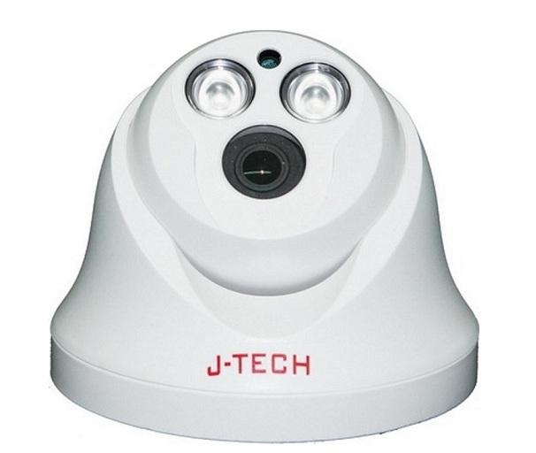 1.0 Megapixel JI TECH TVI3320 Infrared Dome Camera