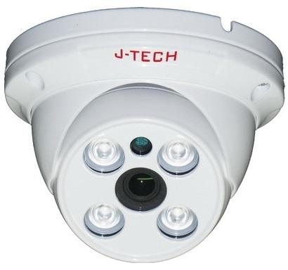 Camera HDTVI Dome hồng ngoại 2.0 Megapixel J-TECH TVI5130B