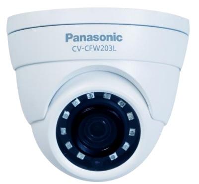 Camera HD-CVI Dome hồng ngoại PANASONIC CV-CFW203L