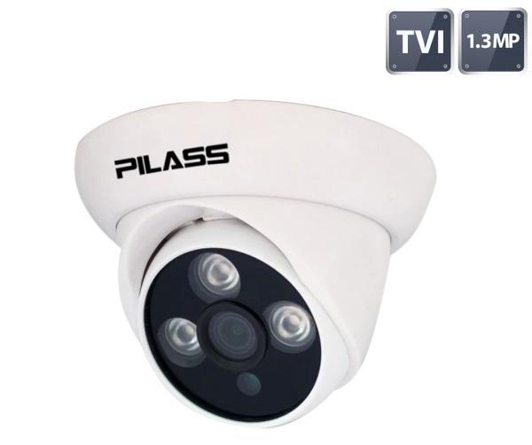 Camera Dome HD-TVI hồng ngoại 1.3 Megapixel PILASS ECAM-501TVI 1.3