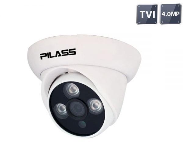 Camera Dome HD-TVI hồng ngoại 4.0 Megapixel PILASS ECAM-501TVI 4.0