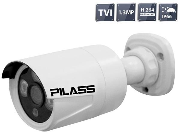 Camera HD-TVI hồng ngoại 1.3 Megapixel PILASS ECAM-601TVI 1.3